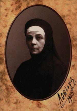 English: Sister Varvara Yakovleva, Russian Ort...