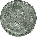 Vatikan 384-398 Siricius Medaille Zinn Av. MD00015.jpg