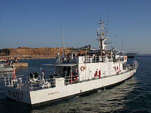 Esploratore-class patrol boat - Image: Vedetta (P 407)