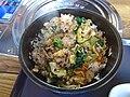 Vegetarian Dolsot Bibimbap, Jeongane, Paris 001.jpg