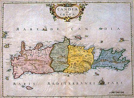 Perang Crete (1645–69)