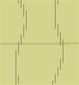 Venus - Earth transit pattern.png