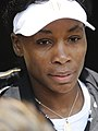Venus Williams at the 2009 Wimbledon Championships 01 (cropped).jpg