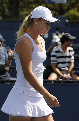 Vera Dushevina - Vera Dushevina at the 2008 US Open