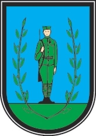 Serbian heraldry - Image: Veternik coat