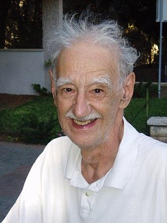 Victor Zalgaller - V. A. Zalgaller, Rehovot, Israel, Sep. 2006