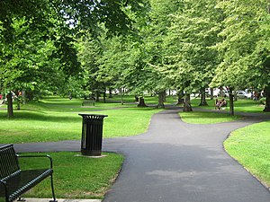 Parks in Halifax, Nova Scotia - Victoria Park