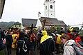 Vierbergelauf -Ankunft der Kreuzträger in Zweikirchen.JPG