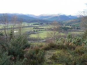 Kilmun - Image: View from Kilmun Arboretum Track geograph.org.uk 320329