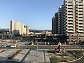 View from Shingu-Chuo Station 2.jpg