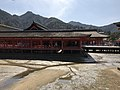 View of Haraiden Hall of Itsukushima Shrine.jpg