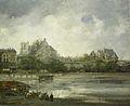 View of Nantes by Willem Leendert Bruckman Rijksmuseum Amsterdam SK-A-3068.jpg