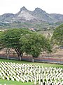 View of Nine-Mile Quarry from Bomana War Cemetery near Port Moresby.jpg