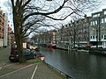 View over the canal Nieuwe Keizersgracht in Amsterdam; photo of January 2020 by Fons HeijnsbroekWiki - View over the canal Nieuwe Keizersgracht in Amsterdam; photo of January 2020 by Fons Heijnsbroek.jpg