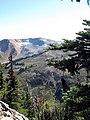 View towards Symphony Amphitheatre from slopes of Harmony (1403059300).jpg