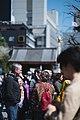 Views in April 2019 around the Buddhist temple Sensō-ji in Asakusa, Tokyo, Japan 11.jpg