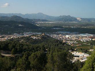 Villalonga - Image: Vilallonga, la Safor