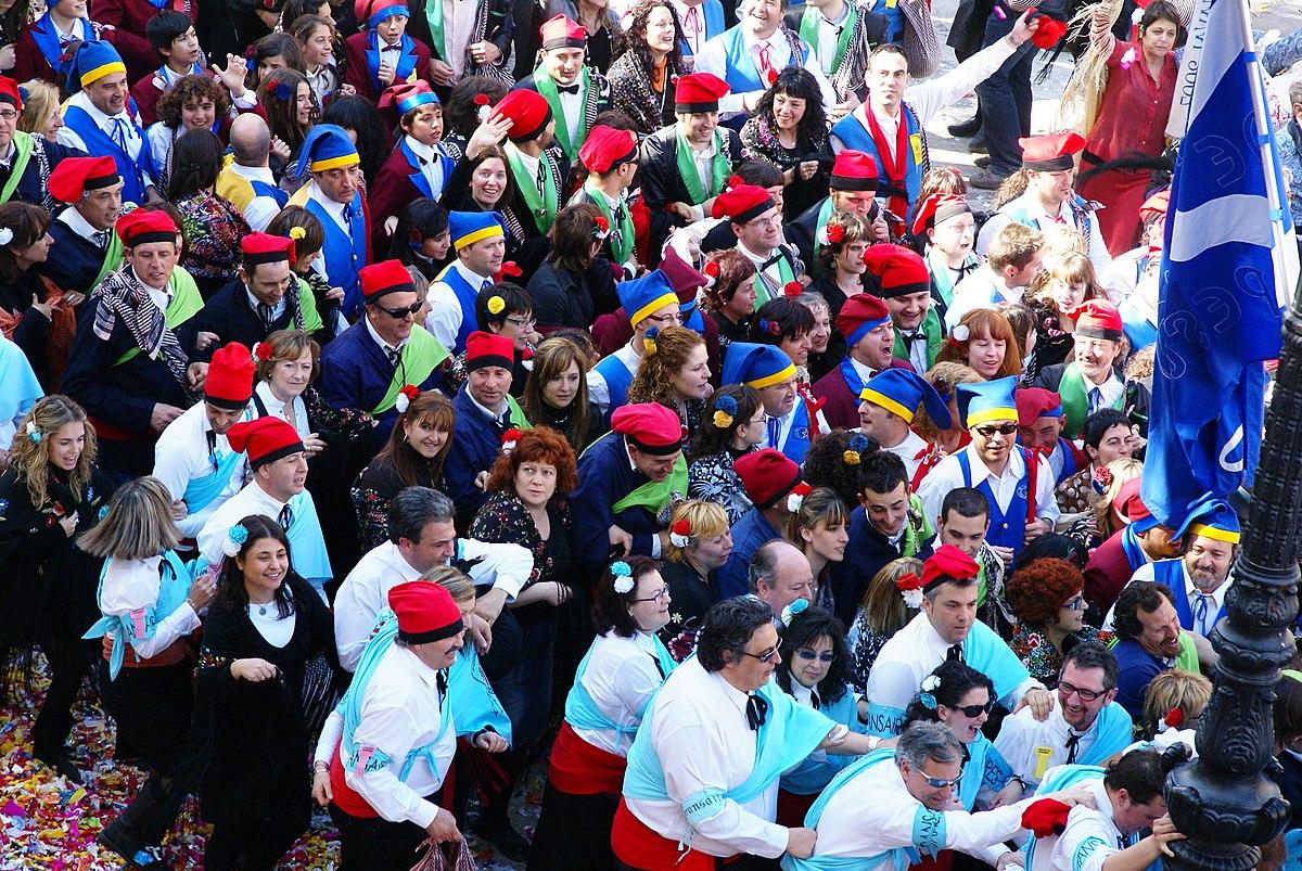 Carnaval de vilanova i la geltr viquip dia l 39 enciclop dia lliure - Japones vilanova i la geltru ...