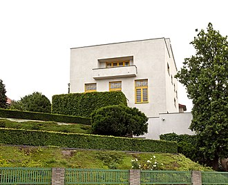 Adolf Loos - Villa Müller in Prague