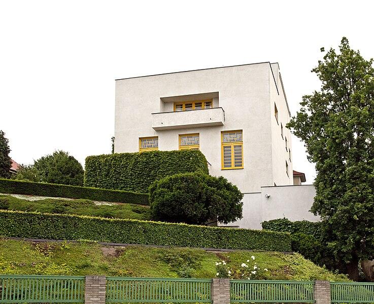 Prag- Müller- Loos Villa