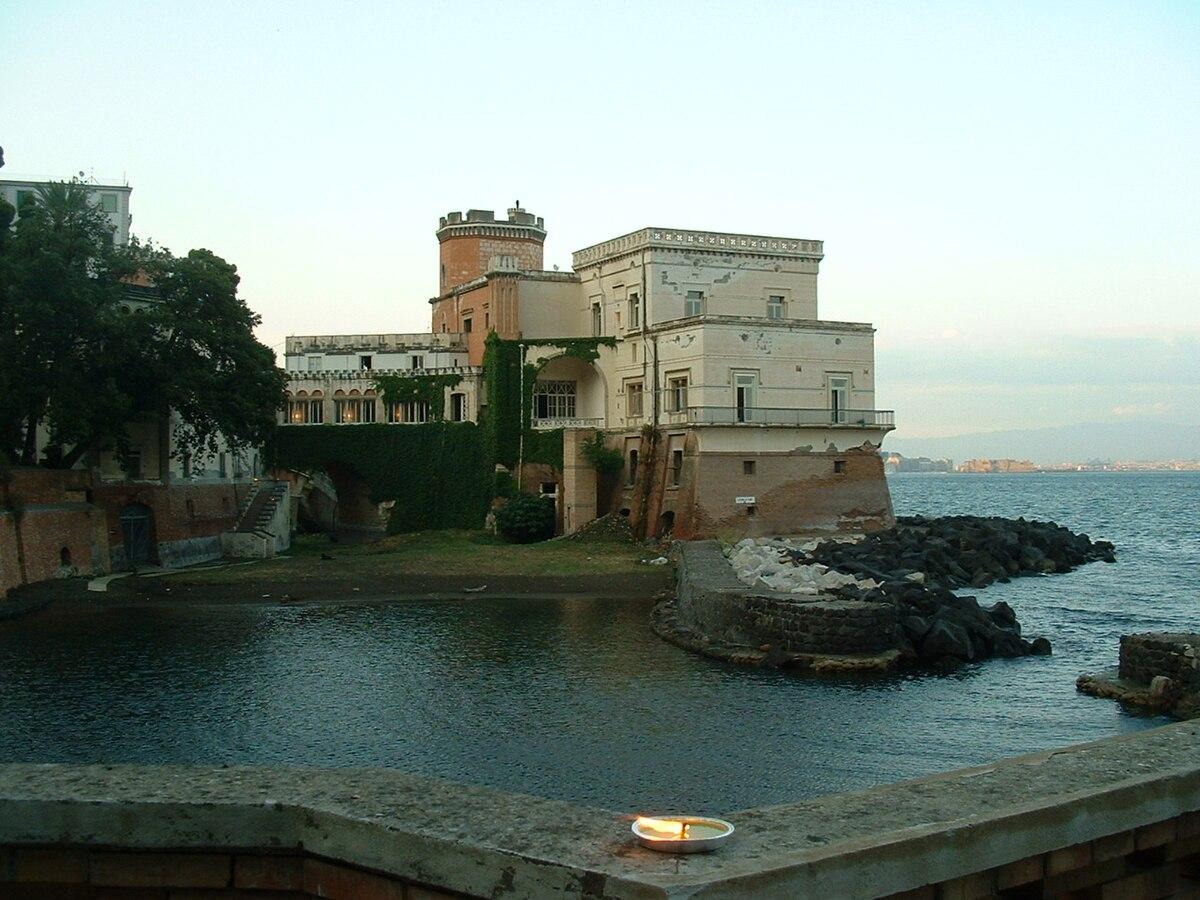 Villa Rocca Matilde Napoli