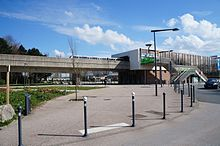 Photo de la station aérienne Quatre Cantons - Grand Stade