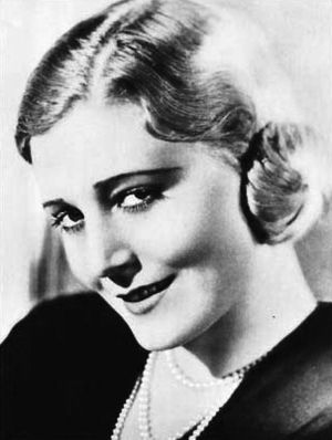 Vilma Bánky - Vilma Bánky in 1930