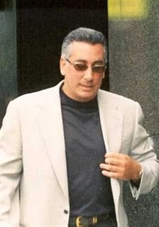Vincent Basciano American mobster