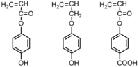 Vinyl monomers with phenol and benzoic acid.png