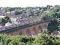 Virgin Voyager crossing Durham Viaduct - geograph.org.uk - 168670.jpg