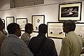 Visitors - Group Exhibition - PAD - Kolkata 2016-07-29 5140.JPG