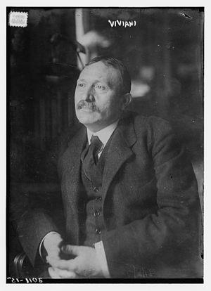 René Viviani - Viviani in 1914