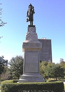 <i>Volunteer Firemen Monument</i>