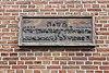 voormalige synagoge - detail; ennekerdijk 17, borne