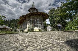 Voronet, Manastirea