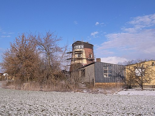 Wörlitz (Griesen) Windmühle