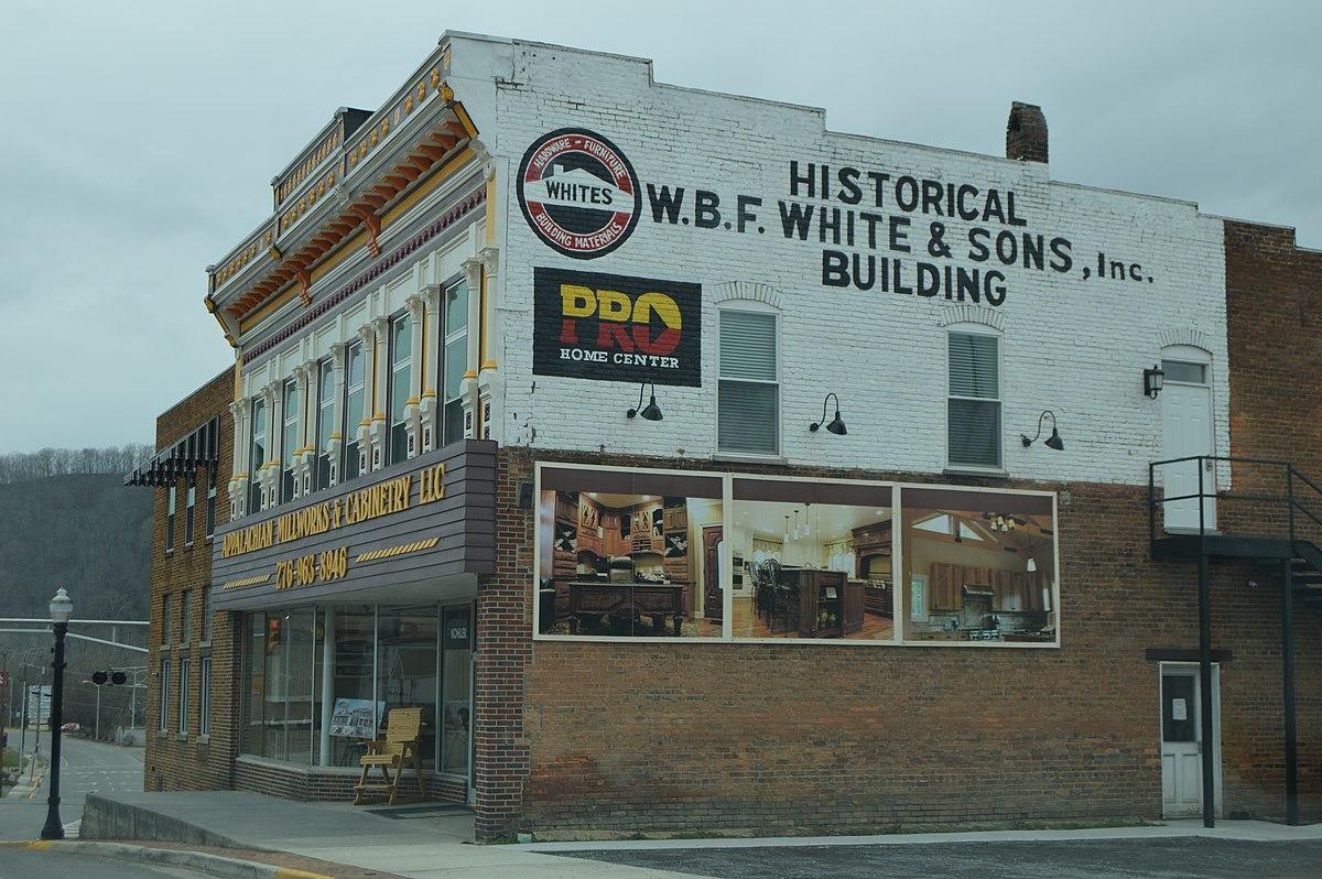Richlands Historic District Richlands Virginia Wikipedia