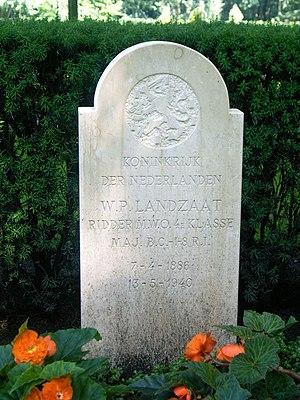 Willem Pieter Landzaat