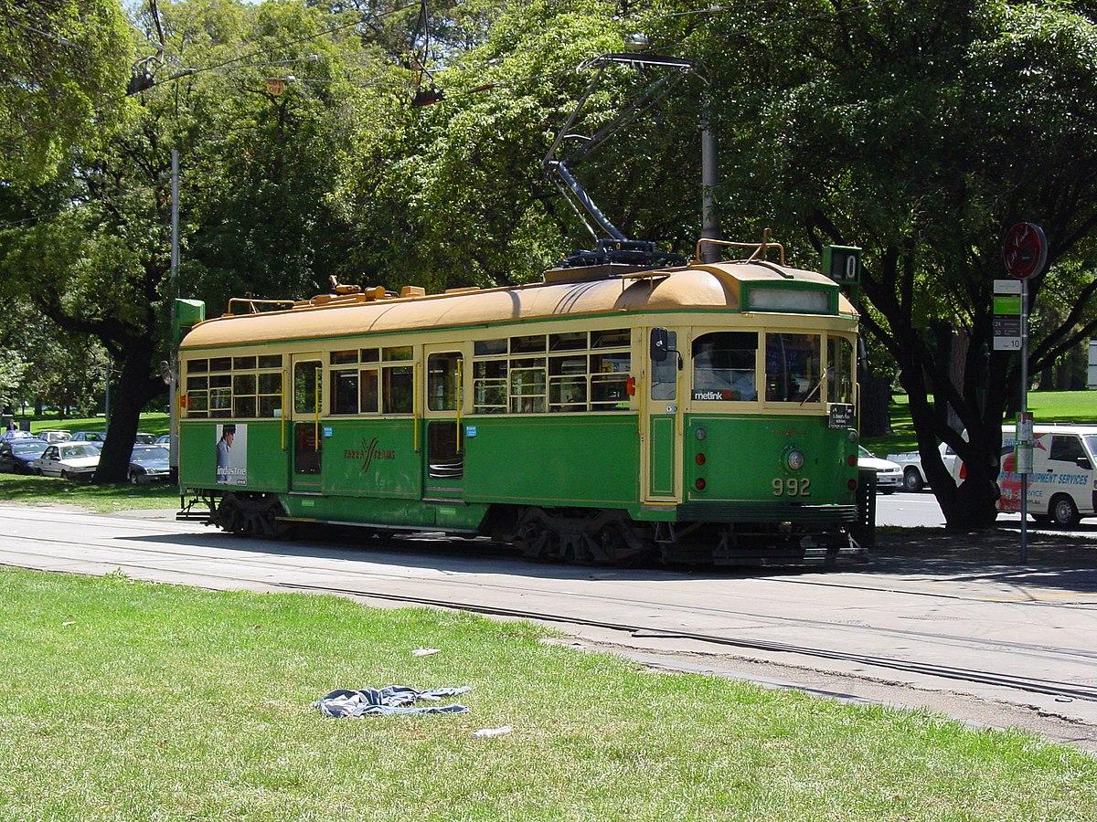 W-class Melbourne tram - Wikipedia