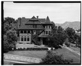 WEST SIDE - Alfred W. McCune House, 200 North Main Street, Salt Lake City, Salt Lake County, UT HABS UTAH,18-SALCI,27-4.tif