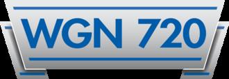 WGN (AM) - WGN Previous Logo