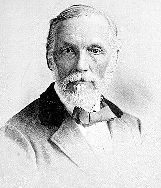 William Henry Hamilton Rogers - W.H. Hamilton Rogers, portrait circa 1890
