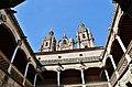 WLM14ES - Patio interior, Casa de las Conchas, Salamanca - MARIA ROSA FERRE.jpg