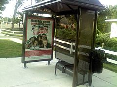 Image result for bus shelter