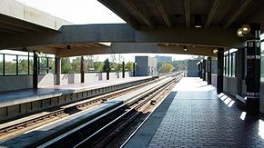 WMATA West Hyattsville station.jpg