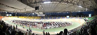 2014 UCI Track Cycling World Championships - Image: WTCALI2014 1