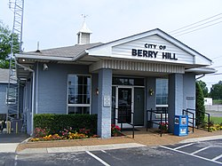 Berry Hill's City Hall
