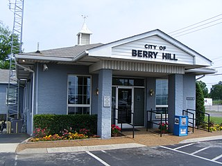 Berry Hill, Tennessee City in Tennessee, United States