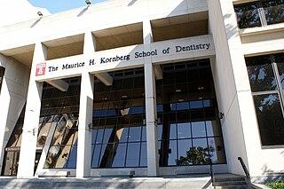 Maurice H. Kornberg School of Dentistry