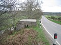 WWII Pillbox by the side of the A862 near Beauly - geograph.org.uk - 13654.jpg